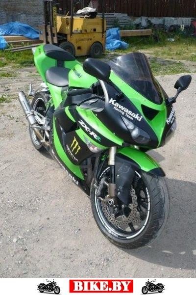 Kawasaki ZX photo 1