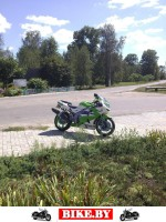 Kawasaki ZXR photo 3