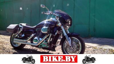 Kawasaki VN photo 1