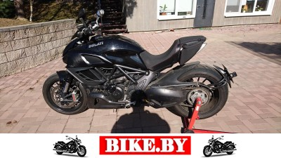 Ducati Diavel photo 6