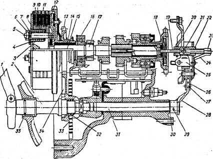 Двигатель Ява Jawa 350-638