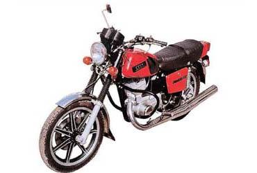 Мотоцикл дорожный иж планета 5 иж 7 107