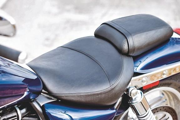 Как сделать седло на мотоцикл своими руками