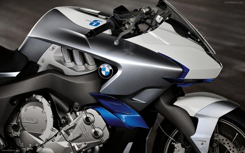 Мотоциклы BMW становятся все популярнее