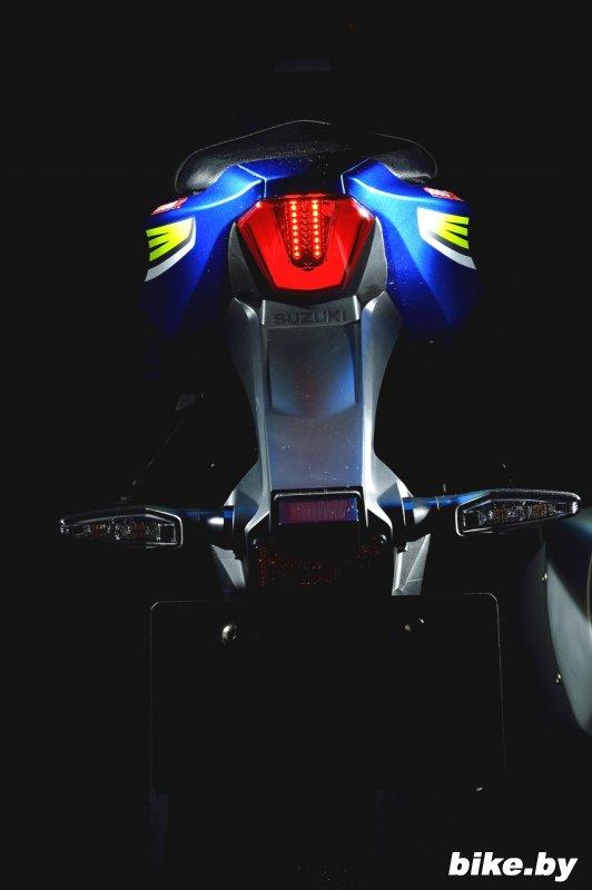 Intermot 2016: Новый спортбайк Suzuki GSX-R1000 2017 (фото, видео, спецификация)